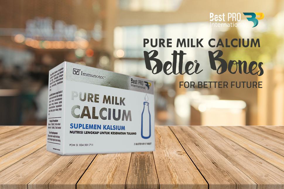 Pure Milk Calcium