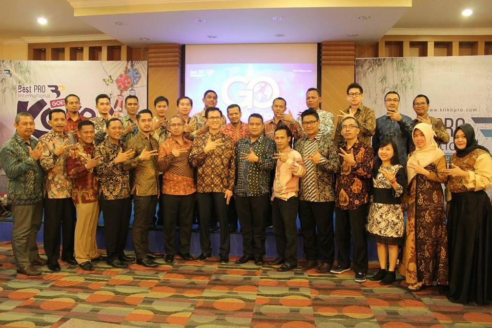 NATIONAL LEADER MEETING (JAKARTA) - 13 & 14 DESEMBER 2017