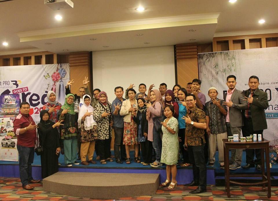 SHARING SESSION - 3 KIAT MENGGAPAI BONUS MENGKILAT (JAKARTA) - 10 MARET 2018