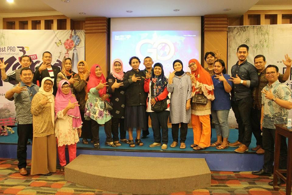 SHARING SESSION - BERKARYA LEWAT WIRAUSAHA (JAKARTA) - 03 MARET 2018